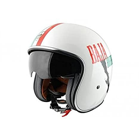 OR002125 - Casque Origine Sprint Baja Bound Blanc Brillant L