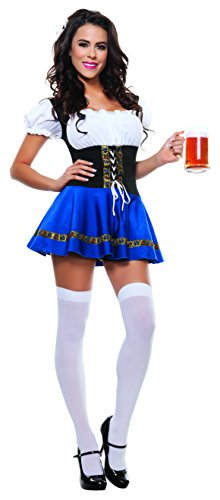 Starline Women's Sexy Beer Maiden Costume Set