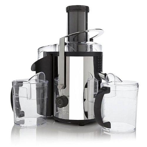 Bella High Powered Two Speed 1000-Watt Juicer Juice Extractor New! front-890350