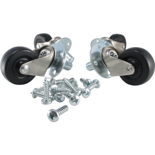 Ernie Ball Amp Casters Pop-In, Set of 4 (Fender Amp Casters compare prices)