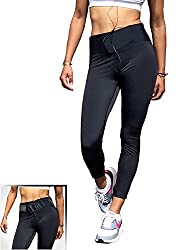 Sport-it Yoga Leggings Tights | Workout Pants with Pockets- Women's Active Wear