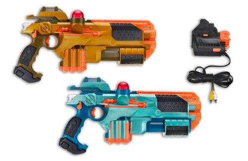 LAZERTAG Multiplayer Battle System