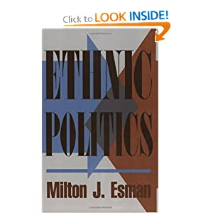 Ethnic Politics by Milton J. Esman