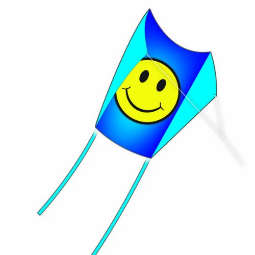 Supersled Kite - Happy Face