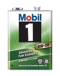 Mobil1(モービル1) 0W20 SN・GF-5 4L エンジンオイル  [HTRC3]