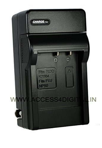 I-Discovery Camera Battery Charger (For Fuji NP 50)