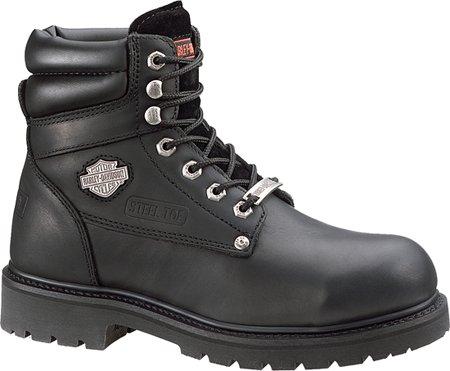 Harley Davidson Boots  Mens Crankshaft Motorcycle Boots 91013