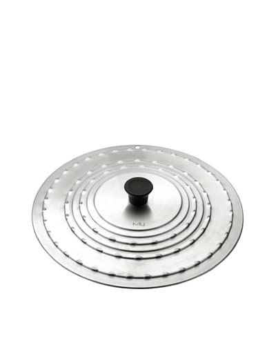MIU France Universal Fry Pan Cover, Silver