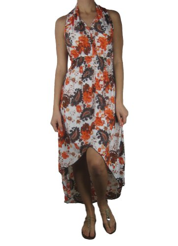 143Fashion Ladies Fashion Orange Medium