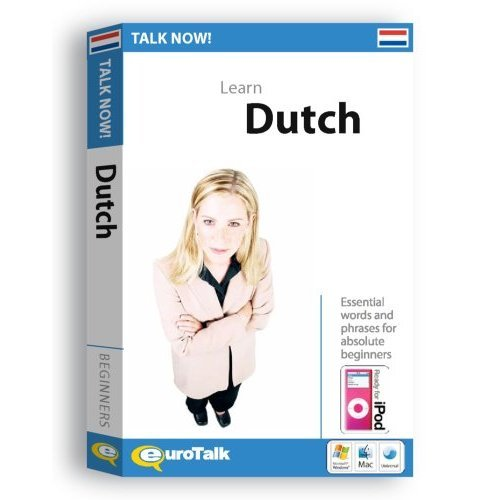 Talk Now Learn Dutch - Beginning Level Old VersionB0000899MA : image