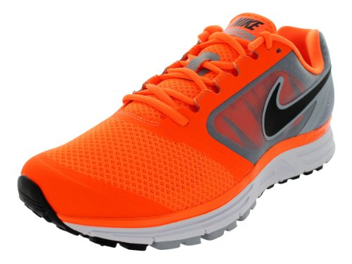 Nike Men's Nike Vomero+ 8 Running 580563 080 Wolf Grey Orange size 11.5
