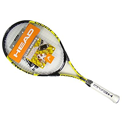 Head Titanium 1000 Tennis Racquet Yellow/Black