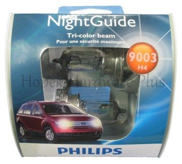 philips h7 nightguide headlight bulb pack of 2 at the. Black Bedroom Furniture Sets. Home Design Ideas