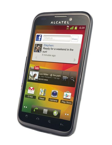 Link to Alcatel One Touch 995S Ultra Black (Unlocked GSM Phone) Discount !!