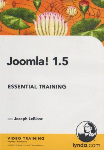 Joomla! 1.5 Essential Training