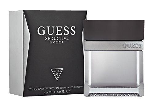 Guess, Seductive Homme, Eau de Toilette da uomo, 30 ml