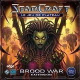 Starcraft - Le Jeu De Plateau - Extension Brood War
