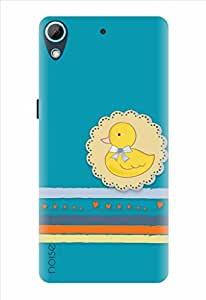 Designer Printed Mobile Back Cover & Case For HTC Desire 626G Plus - By Noise
