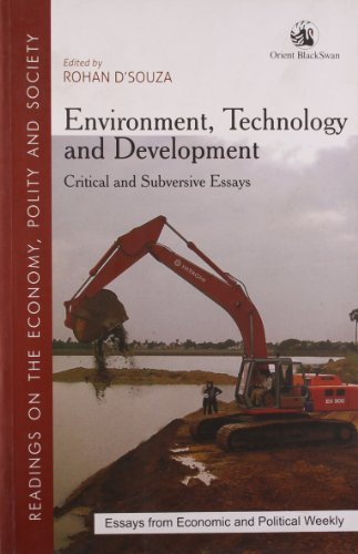 Environment, Technology and Development (EPW)