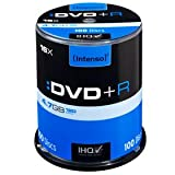 "Intenso DVD+R 16x Speed 4,7GB (100er Spindel DVD+Rohlinge)von ""Intenso"""