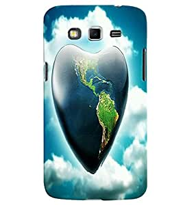 GADGET LOOKS PRINTED BACK COVER FOR Samsung Galaxy GRAND NEO MULTICOLOR