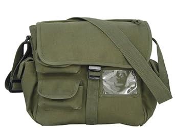 Rothco Urban Explorer O.D. Canvas Shoulder Bag