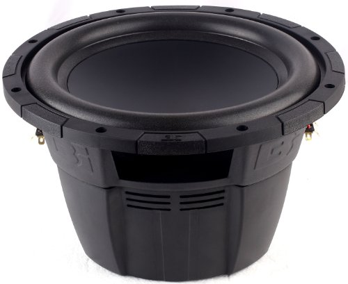 Quantum Bsw10D Bass Inferno 10-Inch 1500 Watts 4 Ohms Dvc Subwoofer