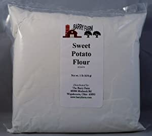 Sweet Potato Flour, 1 lb.