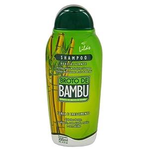 Amazon.com : Brazilian Haircare Broto de Bambu (Bamboo Shoot) Shampoo