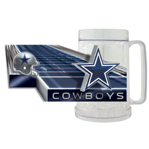 Nfl Dallas Cowboys 16-Ounce Freezer Mug