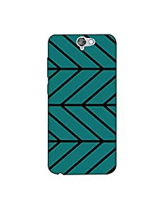 HTC One A9 nkt03 (101) Mobile Case by SSN