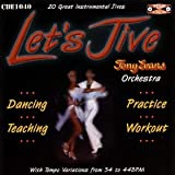 Let's Jive CD Music For Dancing recorded in tempo for music teaching performance or general listening and enjoyment