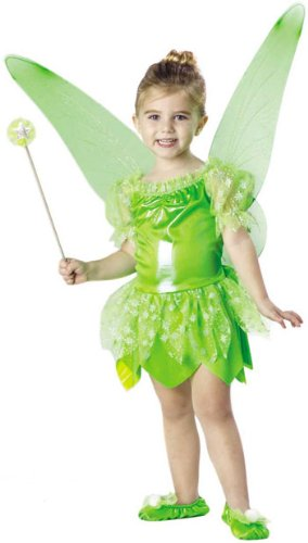 Toddler Tinkerbell Fairy Costume