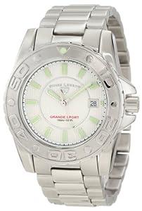 Swiss Legend Men's SL-9100-22S-GN Grande Sport Silver Stainless Steel Watch