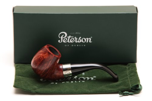 Peterson Aran 221 Tobacco Pipe PLIP