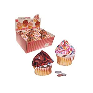 DCI Cupcake YummyPocket, Assorted Chocolate or Pink