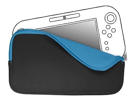 Soft Case for Gamepad - Black (Nintendo Wii U)