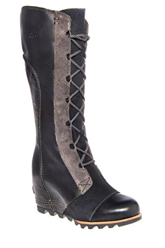Cate The Great Wedge Mid Calf Boot
