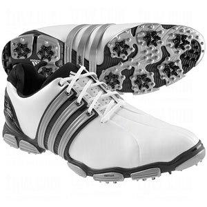 Adidas tour360 4.0 smu white/black 8 m
