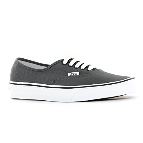 Vans Classic Authentic Grey Womens Trainers, Grey, 9 B(M) US Women/7.5 B(M) US