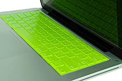 Kuzy Keyboard Solid Metallic Silicone Cover Skin for Macbook Pro 13