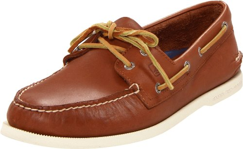 Sperry Top-Sider Mens Authentic Original Boat Shoe Tan Size 11