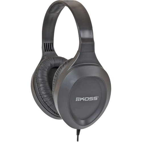 Koss Ur22V Full-Size Over-The-Ear Stereophones With In-Line Volume Control