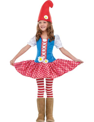Baby-Toddler-Costume Gnome Girl Toddler Costume 3T-4T Halloween Costume