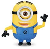 Despicable Me 2 Minion Stuart Laughing Action Figure