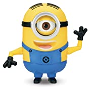 Despicable Me Minion Stuart Laughing Action Figure