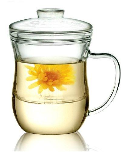 Kendal 10 oz Tea Maker Teapot Tea Cup CJ-300 (Cup Teapot compare prices)