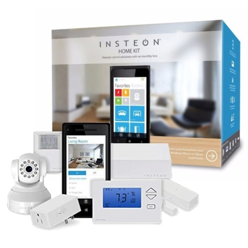 Insteon Smartlabs Smart Home Automation Starter Kit (2244-244) (Smart Starter Kit compare prices)