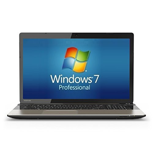Toshiba Satellite S70-BBT2G23 17.3″ Full HD (1920×1080) Premium Business Notebook PC (Intel Core i7-4710HQ Quad Core CPU, Windows 7 Pro, 2GB GDDR5 Graphics, Blu-Ray Burner, 500GB Pro Performance SSD, Intel Dual Band AC Wireless, 16GB RAM, Latest Model)