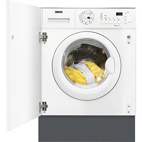 Zanussi ZWI71201WA Incasso 7kg 1200RPM A++ Grigio, Bianco Front-load lavatrice
